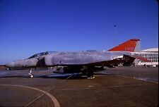 Original colour slide QF-4G Phantom II 69-7300/AF-114 of 82 ATRS USAF