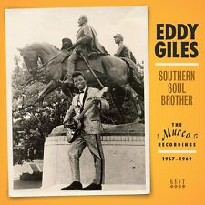 Eddy Giles - Southern Soul Brother: The Murco Recordings 1967-1969 (CDKEND 401)