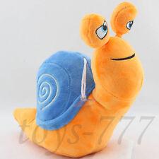 "Turbo Movie Snail Character 11"" Cartoon Plush toy Stuffed Animal Cuddly Doll"