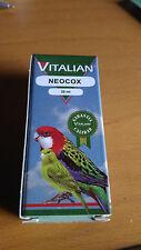 VITALIAN NEOCOX COCCIDI canarini pappagallini cardellino ninfe Pappagallo,