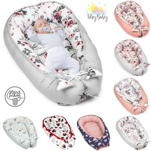 Nestchen Baby Kokon Babynest Babynestchen Babykokon Nest Kuschelnest 90 x 50 cm