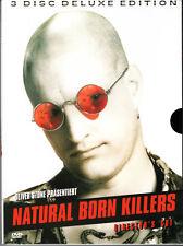 Natural Born Killers , 3 Discs Deluxe Edition , Director's Cut