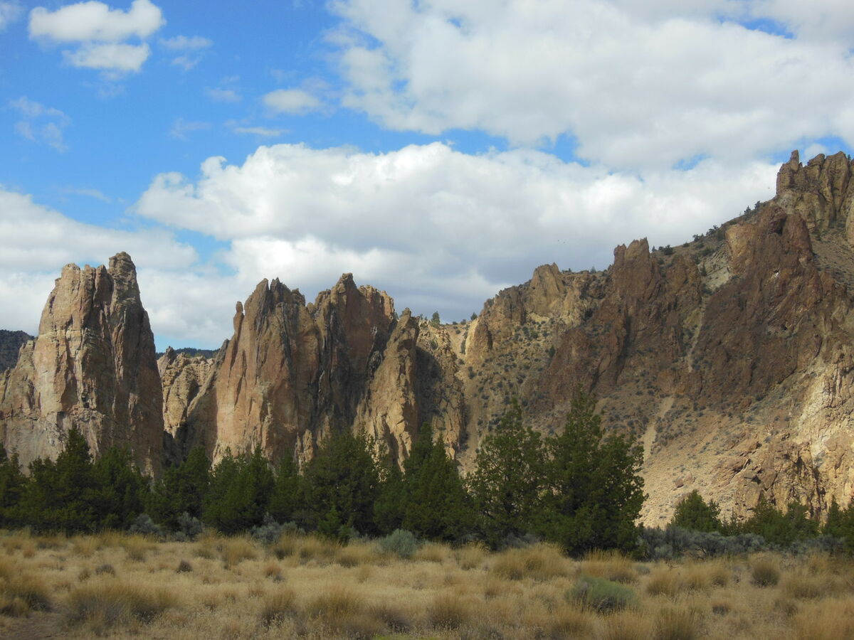 The Crooked River Collection