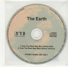 (FF54) The Earth, How The West Was Won - 2013 DJ CD
