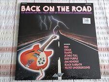 "BACK ON THE ROAD - PROGRESSIVE UNDERGROUND 12"" 33RPM VINYL LP STYLUS SMR854 1988"