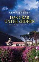 Das Grab unter Zedern von Remy Eyssen (2018, Taschenbuch)