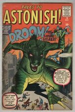 Tales to Astonish #9 May 1960 G/VG