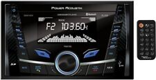 Power Acoustik PL52B D.Din Am/Fm/USB/Sd/Bt Mechless