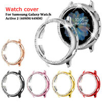 Watch Cover Screen Protective Cases for Samsung Galaxy Watch Active 2 40mm/44mm