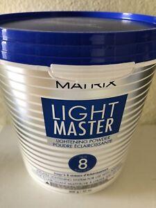 MATRIX LIGHT MASTER LIGHTENING POWDER 32oz New!