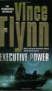Executive Power,Vince Flynn