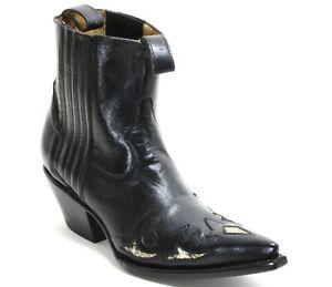 320 Cowboystiefel Westernstiefel Texas Catalan Style Stiefelette Pistolero 35