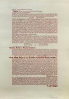 Manfred Sieler: Margarinekult - germanischer Gartenzwergidealismus [...] (1968).