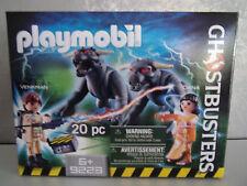Playmobil Ghostbusters 9223 Venkman et Terror Dog - neuf et emballage d'origine