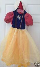 Disney Store  Snow white  Dress Costume  Girls 8-10 Ship Fast USA
