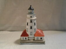 1993 Lefton Historic American Lighthouse Chicago Harbor Illinois 01010