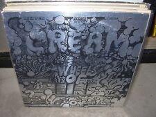 CREAM wheels of fire ( rock ) 2lp atco tricolor - foil cover -