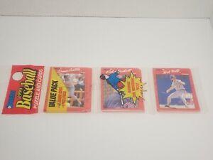 Vintage * MLB * Donruss * Baseball * 1990 * Rack Pack * Castillo, Pucket (HoF),