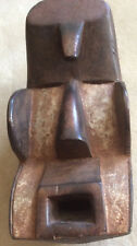 Wood MASK West Africa MONKEY hand-carved DOGON old MALI very NICE condition 14""