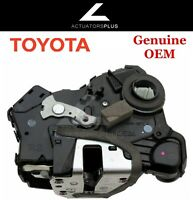 Lexus-Toyota-Scion OEM Front Right Door Lock Actuator 2002-2010 LIFETIME WARRANT