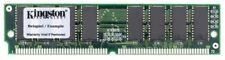 32MB Kit (2x16MB) Kingston Ps/2 Fpm Simm Memory RAM Non-Parity 3.3V Ktc-Pent/