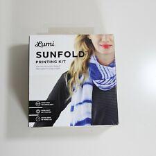 Lumi - Sunfold Printing Kit - Sunlight Activated Tie-Dye - Inkodye
