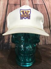 Washington Huskies Hat Vintage Snapback 90's College NCAA Football Cap