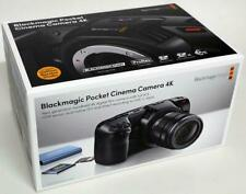 BLACKMAGIC DESIGN POCKET CINEMA CAMERA 4K BLACK MAGIC BMPCC4K 12-BIT BRAW