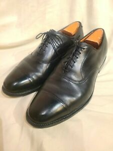"Allen Edmonds ""Park Avenue"" Shoes, Brand New Heel Pads, Very Good Shape, 10D"