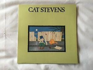 "CAT STEVENS  "" TEASER AND THE FIRECAT "" GATEFOLD REISSUE OF 1971ROCK/FOLK/POP LP"