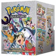 Pokémon Adventures Gold & Silver Box Set (set includes Vol. 8-14) by...