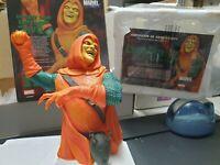 Hobglobin statua busto resina Rocco Tarantella Marvel Universe ed. limitata