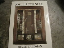 Diane WALDMAN: Joseph Cornell