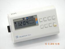 Centra Telerma TSD4, Raumtemperaturregler T6650A, geprüft, funktionsfähig, TOP