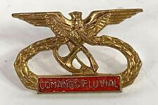 Commando Fluvial Military Badge