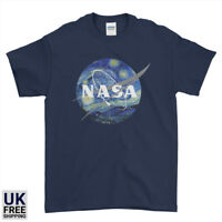 Astronaut Space Geek Nerd Nasa Van Gogh Cool Mens Womens Kids T-Shirt