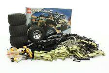 Volant LEGO TECHNIC Large Steering Wheel 2741 Set 10024 8865 8458 8466 8448...