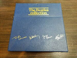 THE BEATLES Collection 13xLP Blue Box Set - NEVER PLAYED