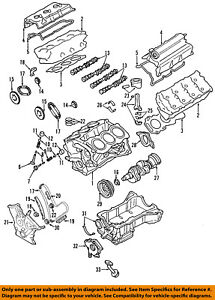 FORD OEM-Engine Timing Chain 7T4Z6268A