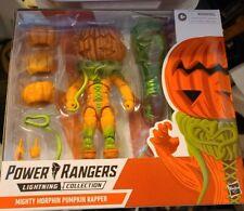MIGHTY MORPHIN PUMPKIN RAPPER Power Rangers Lightning Collection 6-Inch Figure