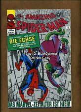 1999 Amazing Spider-Man #6 Euro Variant 1st & Origin Lizard Marvel Comics
