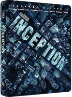 INCEPTION - STEELBOOK EDITION (2 BLU-RAY) Leonardo di Caprio