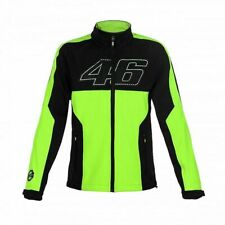 VR46 Official Valentino Rossi Yellow Man's Jacket  - VRMJK 263528 - SIZE X-LARGE