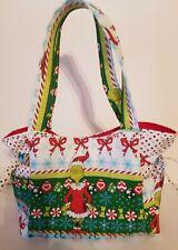 The Grinch Christmas Handmade Purse/Handbag
