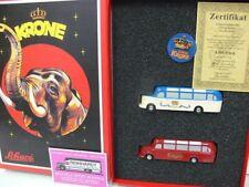 Schuco Piccolo SET Circus Krone 01424