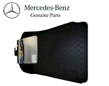For Mercedes Benz Slk Class R170 Black All Season Floor Mats Genuine Bq6680350 (Fits: Mercedes-Benz)
