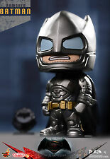 Batman Armored-Batman Vs Superman Cosbaby Hot Toys Mini Figura Reino Unido en Stock