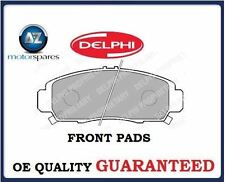 FOR HONDA EDIX 2.0i 2.4i 2005--> NEW FRONT  BRAKE DISC PADS SET