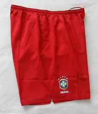 AUTHENTIC~Nike Brazil Football Soccer ON FIELD Shorts Jersey-Pant Brasil~Men 2XL