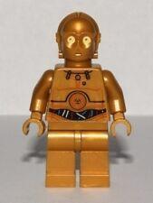 LEGO STAR WARS - C-3PO - Colorful Wires Pattern - Mini Fig / Mini Figure